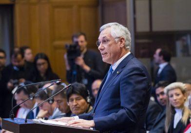 Agente Rodríguez Veltzé pide que Chile negocie