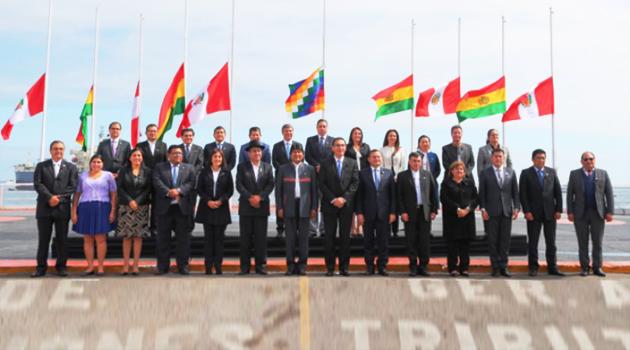 Perú expresa su solidaridad y comprensión con la mediterraneidad de Bolivia