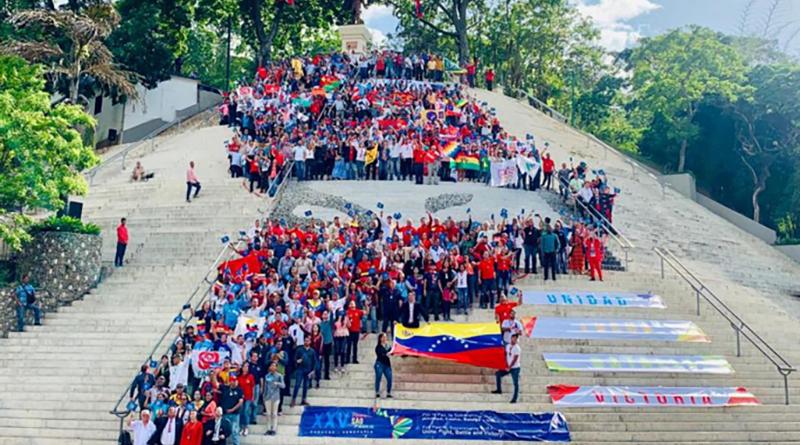 Foro de Sao Paulo emitió su apoyo a la Demanda Marítima Boliviana
